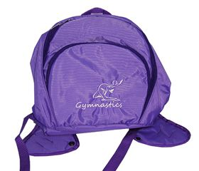 Рюкзак для гимнастики AZ-07-010, фиолетовый