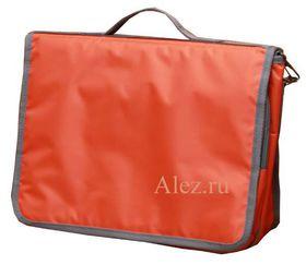 Сумка для документов AZ-D001 оранжевая