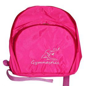 Рюкзак для гимнастики AZ-07-010, розовый