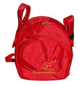 Рюкзак для гимнастики AZ-07-011, красный