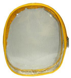 Косметичка К-05 желтая