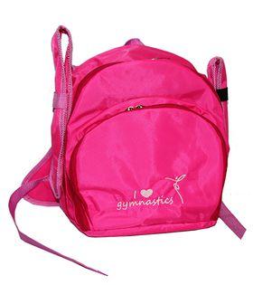 Рюкзак для гимнастики AZ-07-011, розовый