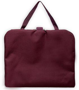 Чехол для одежды малый AZ-07-003, бордовый