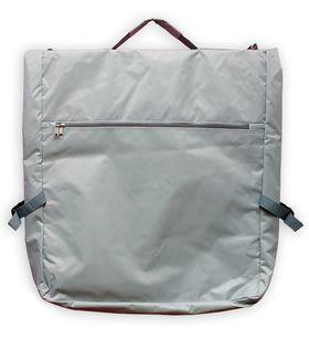 Чехол для одежды AZ-07-005, серый