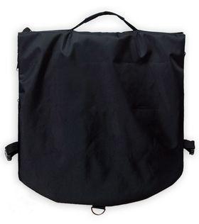 Чехол для одежды AZ-07-004, черный