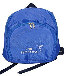 Рюкзак для гимнастики AZ-07-010, синий светлый