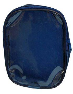 Косметичка К-12К синяя