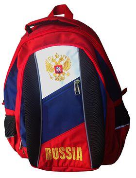 Рюкзак для гимнастики AZ-07-007, красный лого