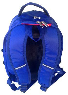 Рюкзак для гимнастики AZ-07-006, тёмно-синий спинка
