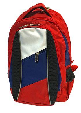 Рюкзак для гимнастики AZ-07-007, красный