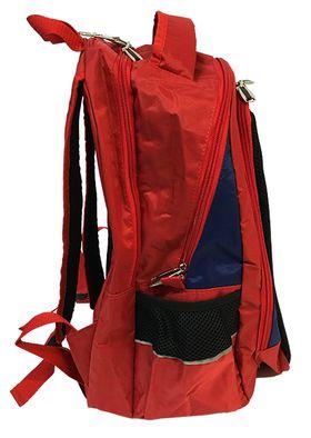 Рюкзак для гимнастики AZ-07-007, красный, торец2