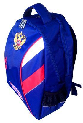 Рюкзак для гимнастики AZ-07-006, тёмно-синий торец